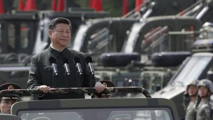 China flexes military muscle during Xi visit to Hong Kong - BT