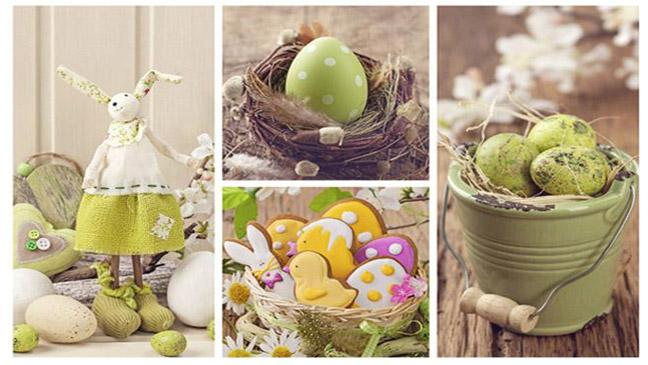 Fun Easter decorating ideas to spruce up your home   BT Contemporary Easter chic