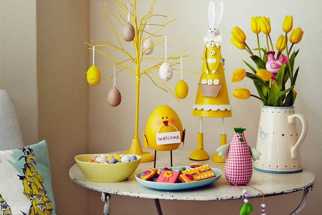 Fun Easter decorating ideas to spruce up your home   BT Easter tree