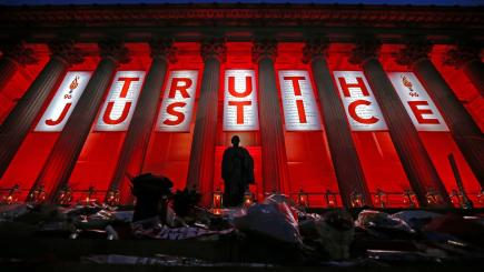 Image result for Hillsborough: Police solicitor and senior officers charged