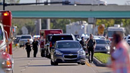 Gunman Kills 17 In Florida High School Valentines Day