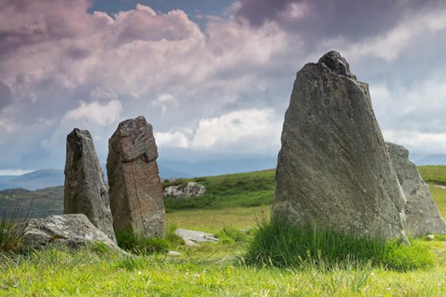 Haunted Britain Callanish Stones