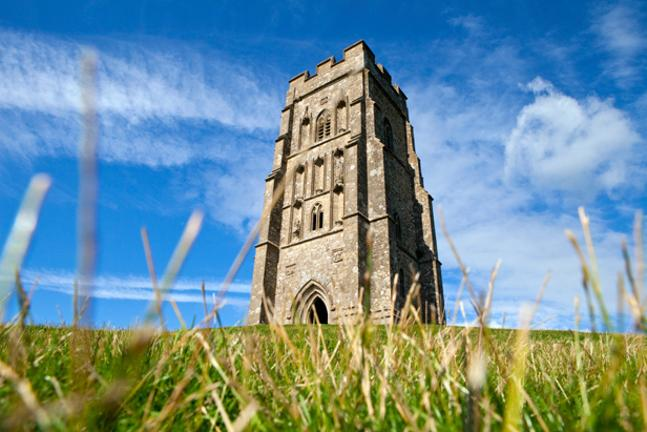 Haunted Britain Glastonbury Tor