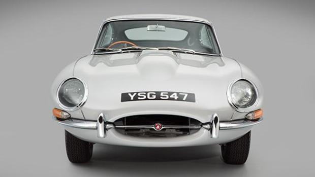 Jaguar E-Type Series 1 3.8 Litre Chassis No. 860015