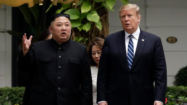 North Korea's Kim Jong Un accepts Donald Trump's offer to ...