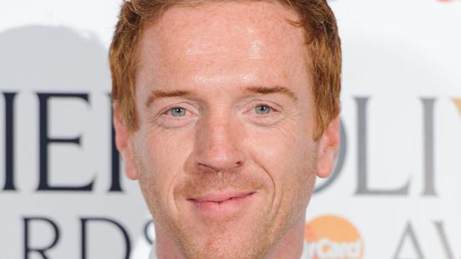 """Damian Lewis said: """"I decided to do the very un-British thing of accepting the compliment"""""""
