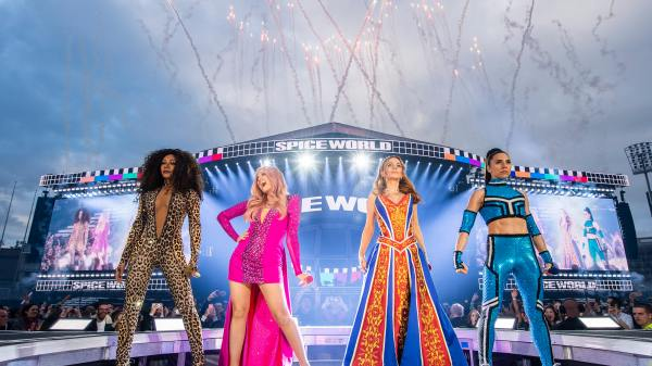 Spice Girls managers to receive Music Industry Trusts ...