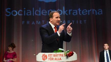 Sweden shifts to left in election - BT