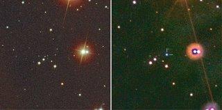 GRB in sterrenbeeld Ram