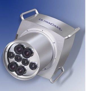 Ultracam van 90 Megapixel