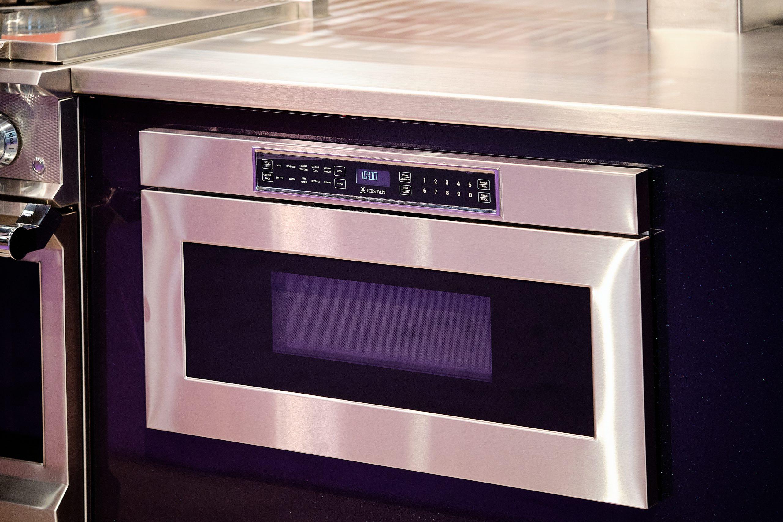 30 drawer microwave kmwr series