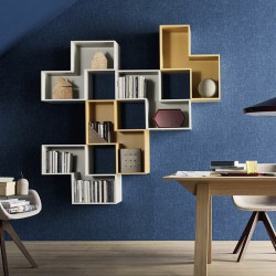 Foggia (fg) ieri alle 16:50. Bookcases With Open Units Tetris Isa Project