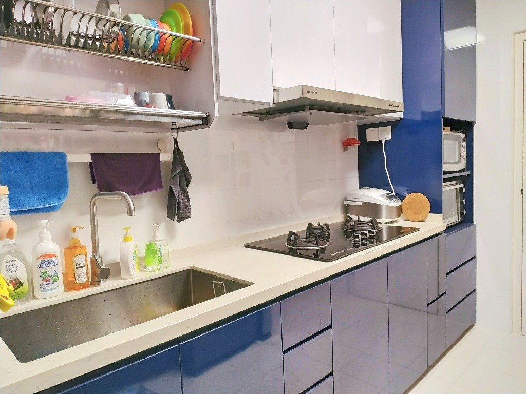 Kitchen Cabinets Design For Hdb Flats Joogostyle Home