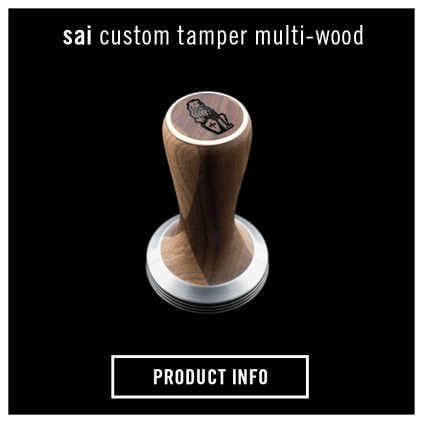 La Marzocco Home SAI Tamper Multi-wood