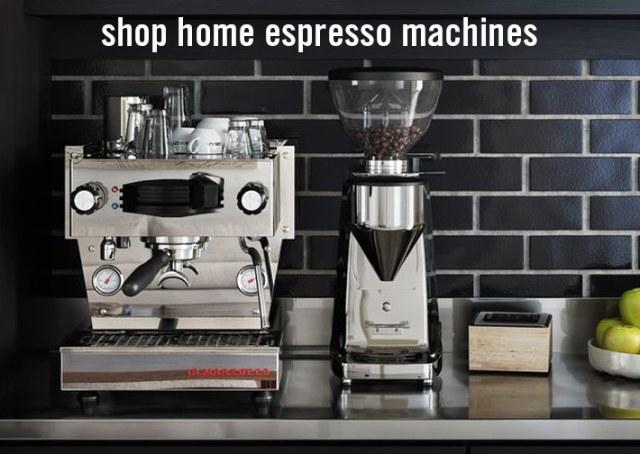 shop home espresso