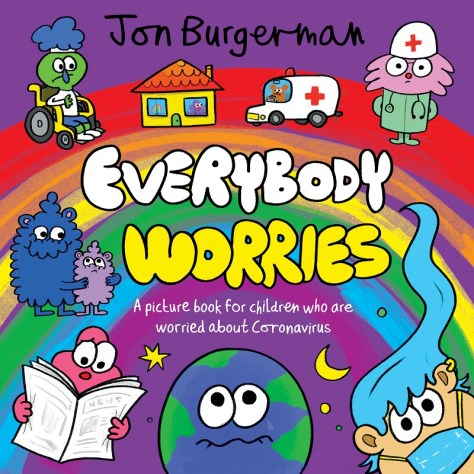 Jon Burgerman: Everybody Worries free eBook | Oxford Owl