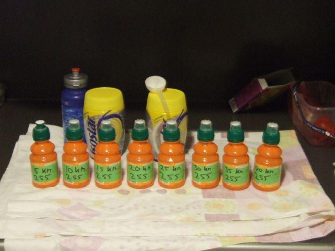 Alle flesjes