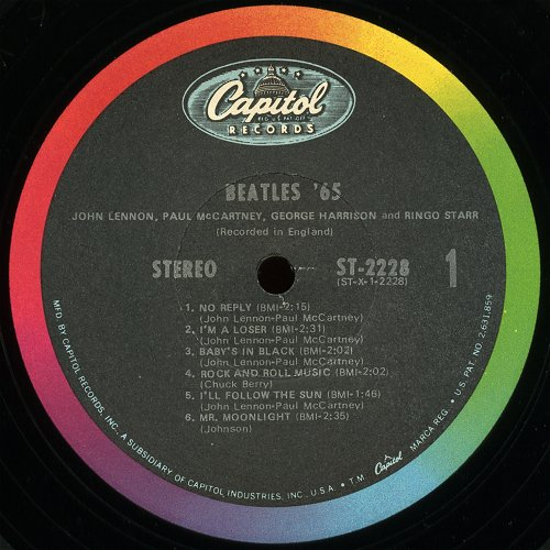 The Beatles 65