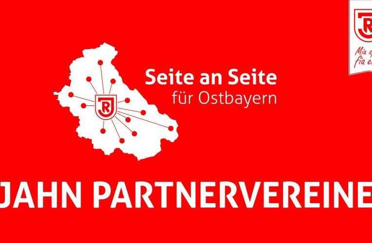 """""""Seite an Seite für Ostbayern"""": Jahn startet Vereinspartnerschaften"""