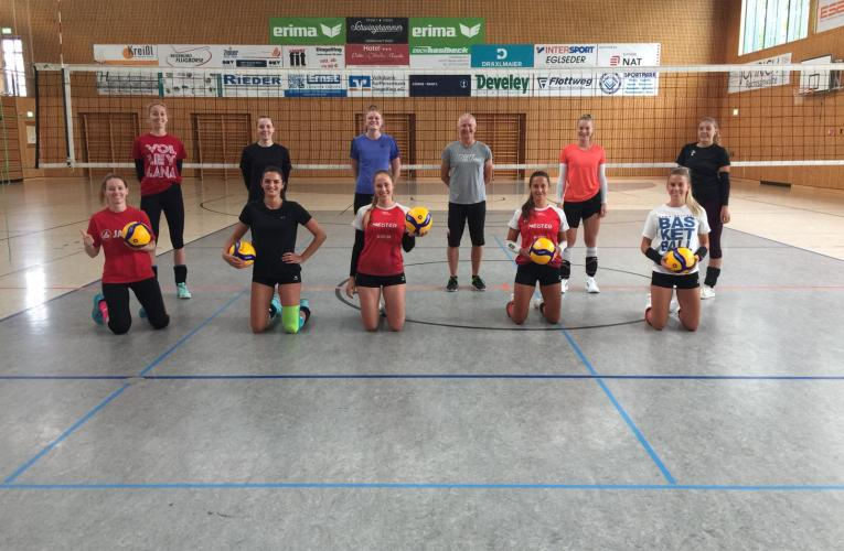 Trainingsstart in die Bundesliga-Saison