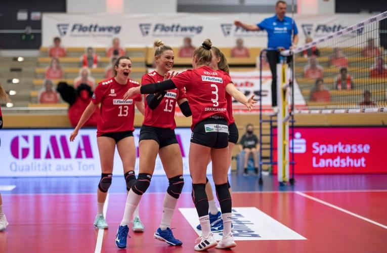 Rote Raben erwarten Münster zum dritten Spiel gegeneinander