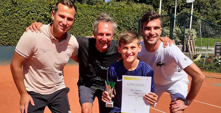 Niederbayerischer Meister gewinnt in Augsburg Juniorcup