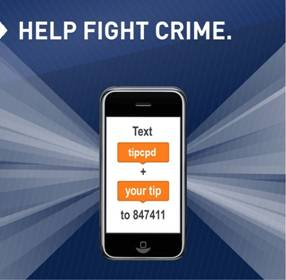 Help Fight Crime tip411