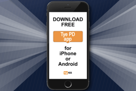 Tye PD launch new anonymous tip app
