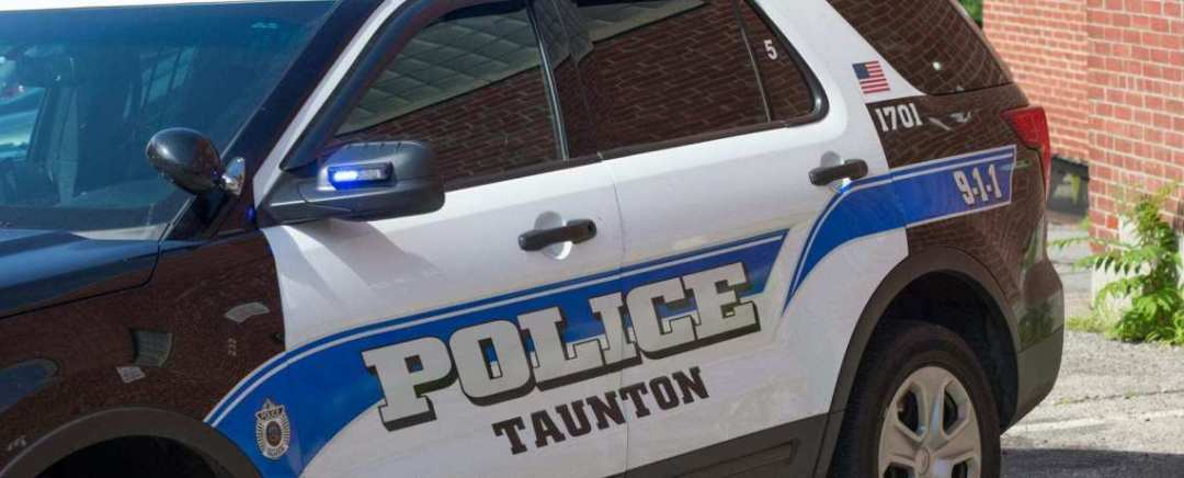 Taunton Police cruiser