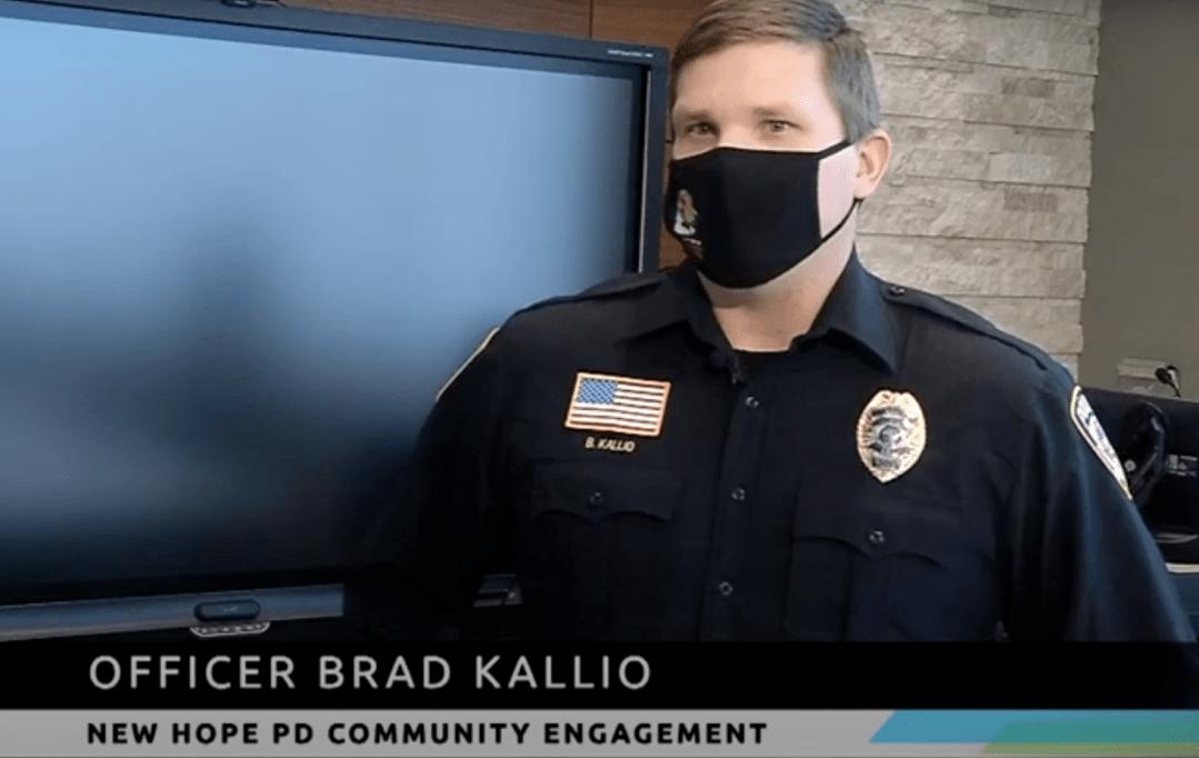 Officer Brad Kallio
