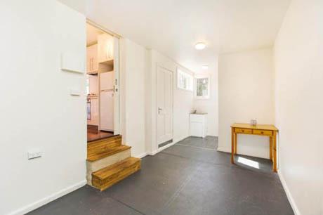 แบบบ้านชั้นเดียว ขนาดเล็ก เป็นอยู่อย่างเรียบง่าย