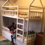 Painted Bunk Bd Homefordreams