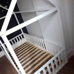 Toddler Floor Bed With Rails Homefordreams