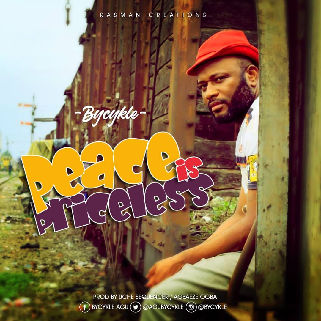 "Bycykle Unveils Artwork For ""Peace Is Priceless"" Single 
