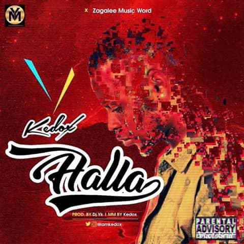 MP3: Kedox - Halla