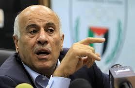 جبريل الرجوب عضو اللجنة المركزية لحركة فتح