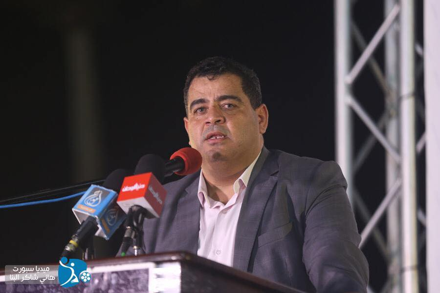 عبد السلام هنية عضو المجلس الأعلى للشباب والرياضية في فلسطين
