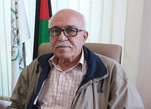 عضو اللجنة التنفيذية لمنظمة التحرير صالح رأفت