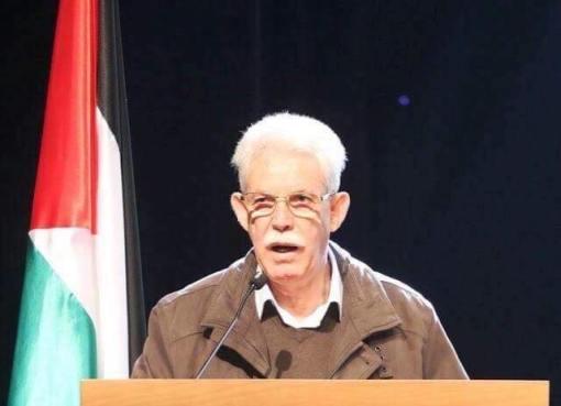 جمال محيسن عضو اللجنة المركزية لحركة فتح