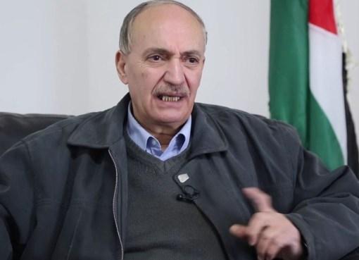 واصل أبو يوسف عضو اللجنة التنفيذية لمنظمة التحرير