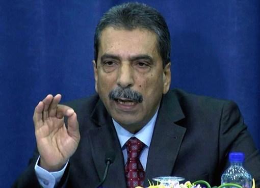 عضو اللجنة المركزية لحركة فتح اللواء توفيق الطيراوي