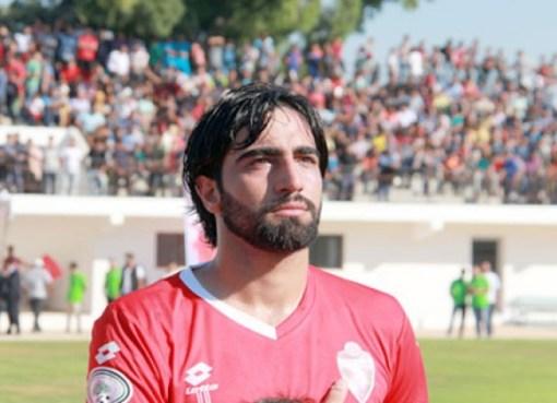 الفلسطيني محمد صالح لاعب المصري البورسعيدي