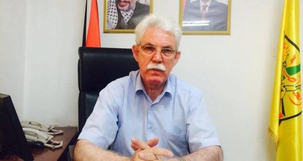 عضو اللجنة المركزية لحركة فتح جمال محيسن