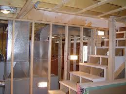 Framing Basement Walls Homeadditionplus Com