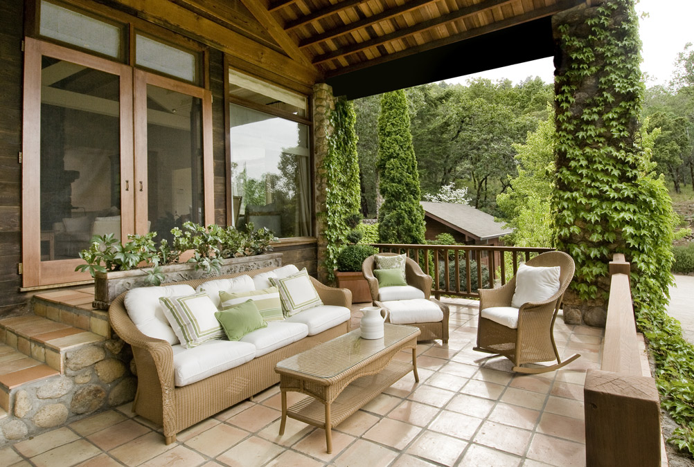 custom porch additions