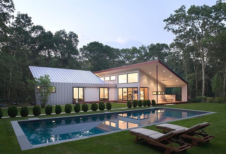 L Shaped Backyard Landscape Design