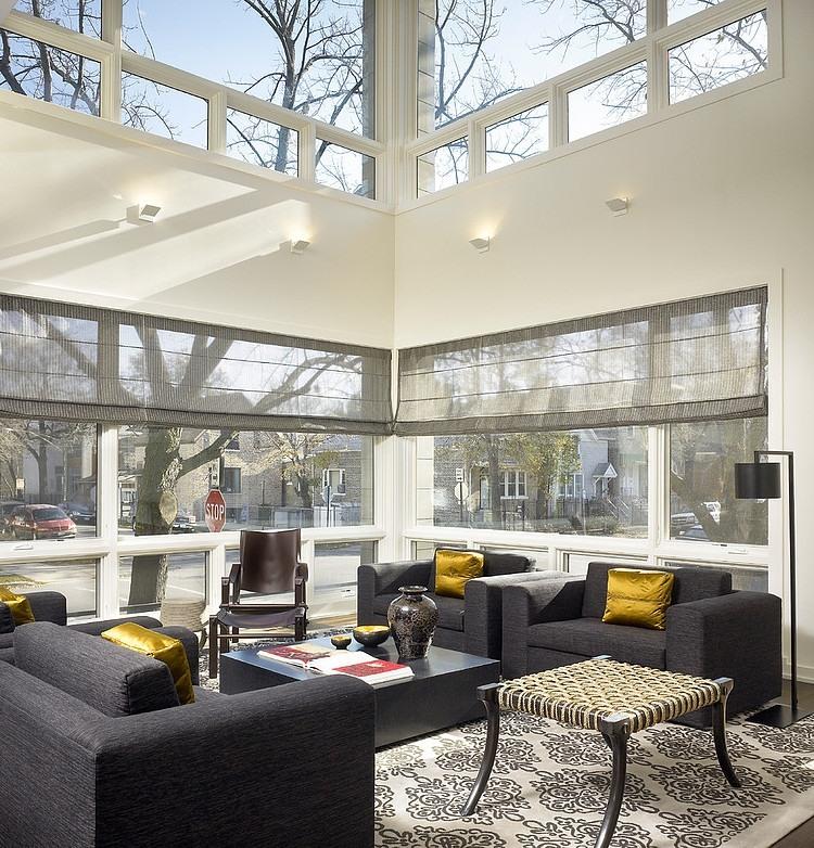 Chicago Residence By Kara Mann Design HomeAdore