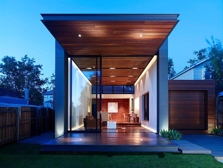 Flemington Residence By Matt Gibson Architecture Design