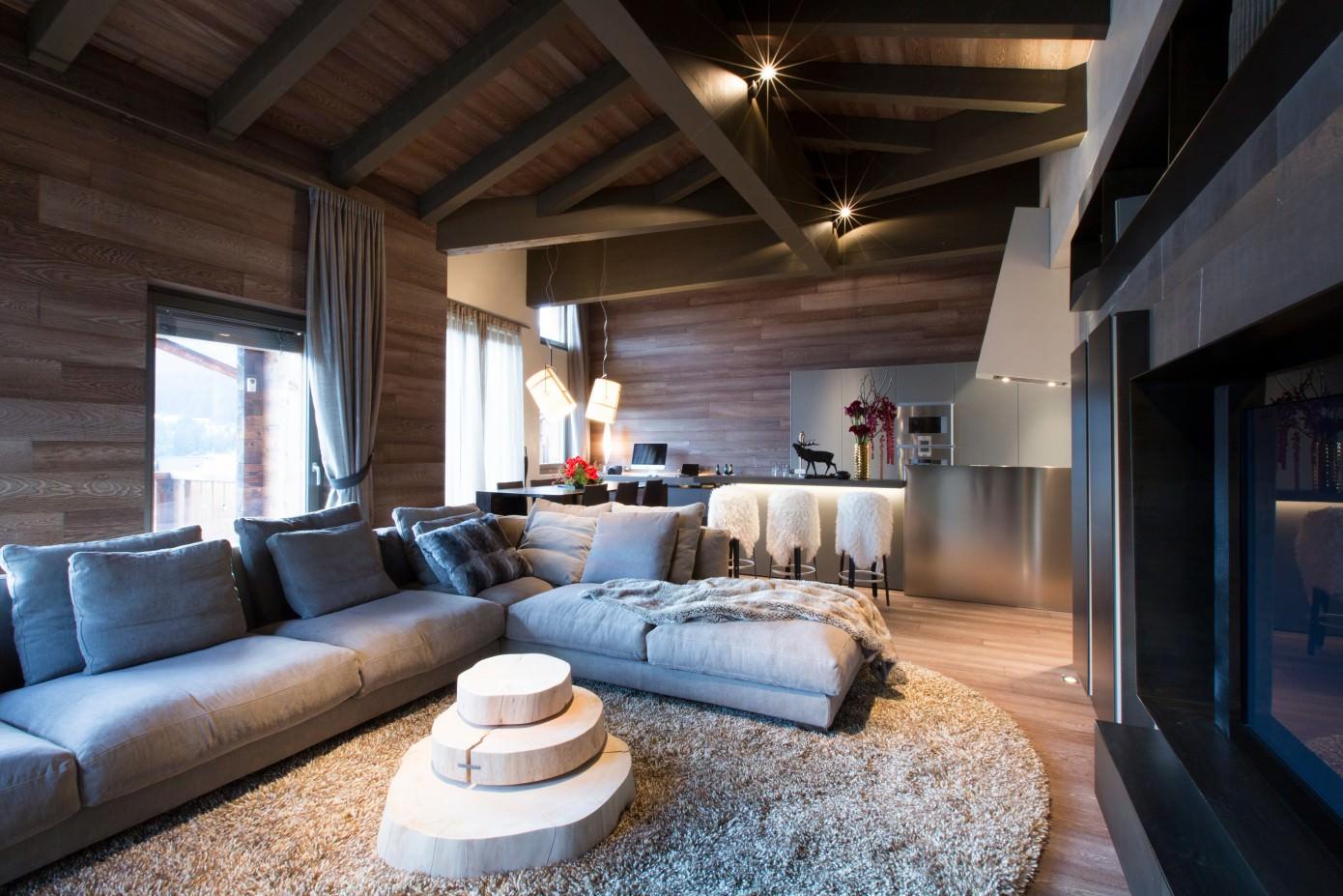 Lenzerheide Apartment By Angelo Pozzoli HomeAdore