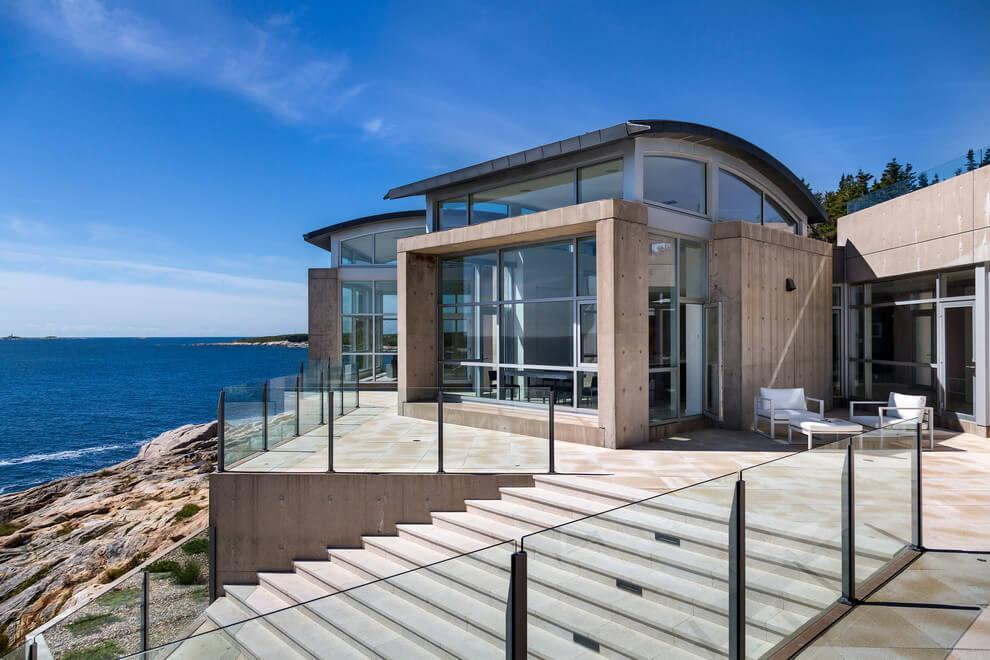 Nova Scotia House By Alexander Gorlin Architects HomeAdore
